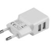 USB Wall Charger Dual HI 4