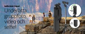 Rotator 2021_Selfie Stick tripod SVE